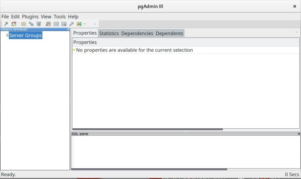List available databases in PostgreSQL