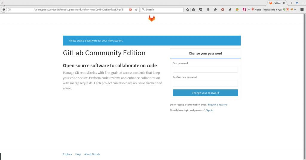 Install Gitlab in Ubuntu via Command Line - Just Another