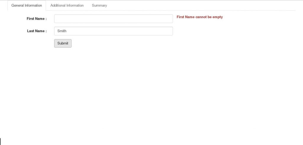 Laravel AJAX Validation Request Example