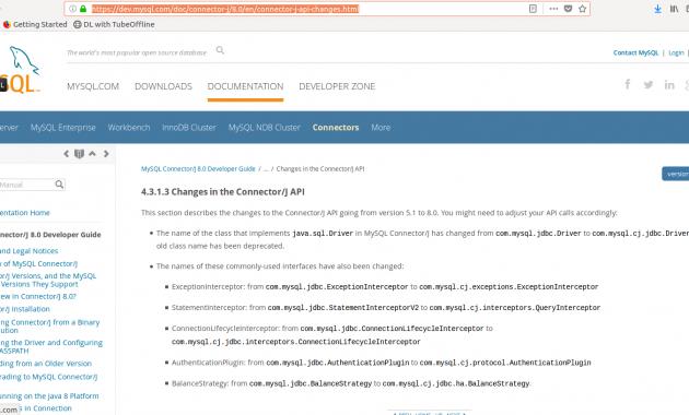 MySQL Lists: java: How to install jdbc for mysql on linux box?